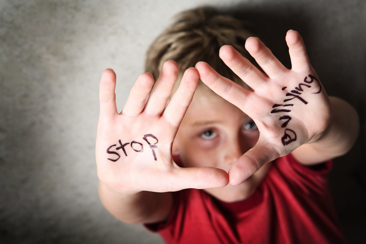 Take a Stand Against School Bullying