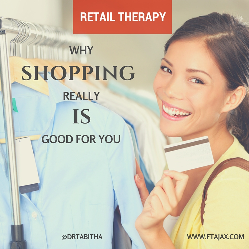 Why Retail Therapy Really Is Good For You