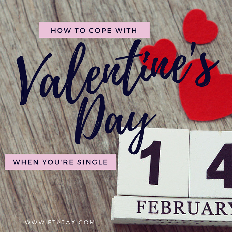 How to Cope with Valentine's Day When You're Single