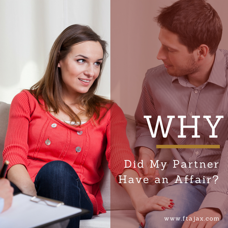 Why Did My Partner Have An Affair?