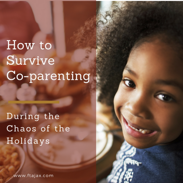 How to Survive Co-parenting During the Chaos of the Holidays