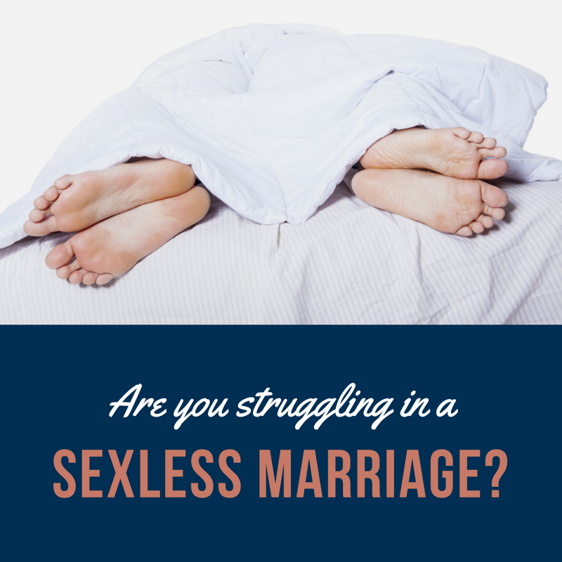 Are You Struggling In A Sexless Marriage?