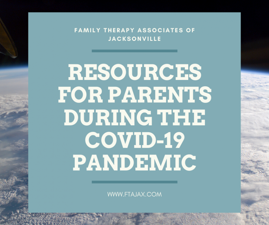 Resources for parents during the COVID-19 pandemic