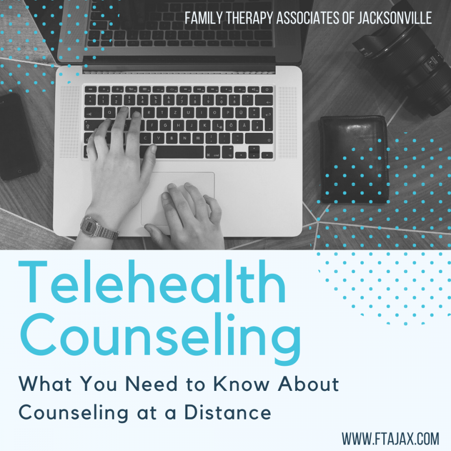 Telehealth Counseling- What You Need to Know About Counseling at a Distance