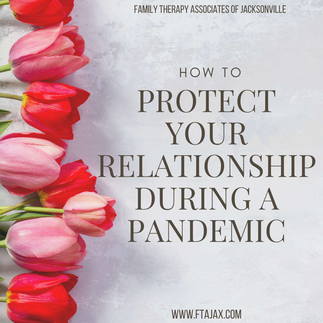 protect your relationship from a pandemic